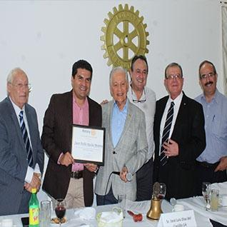Presentación Club Rotario de León